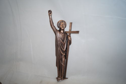 Bronze Christus Strassacker 21790