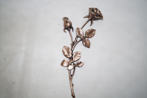 Bronze-Rose Strassacker 31960 28 cm