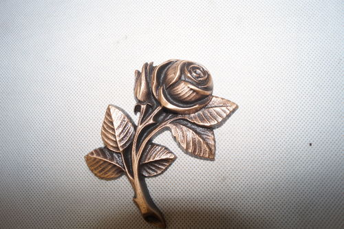 Bronze-Rose Strassacker 05720-8