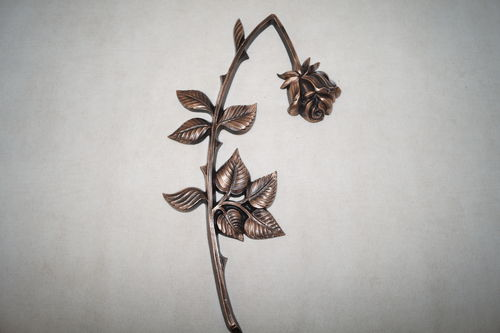 Bronze-Rose Strassacker 22420