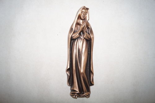 Bronze-Madonna Strassacker  33550 30 cm